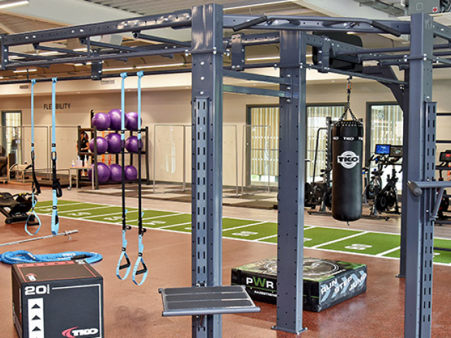 D2F Fitness Completes fit out at Multimillion pound leisure development in surrey