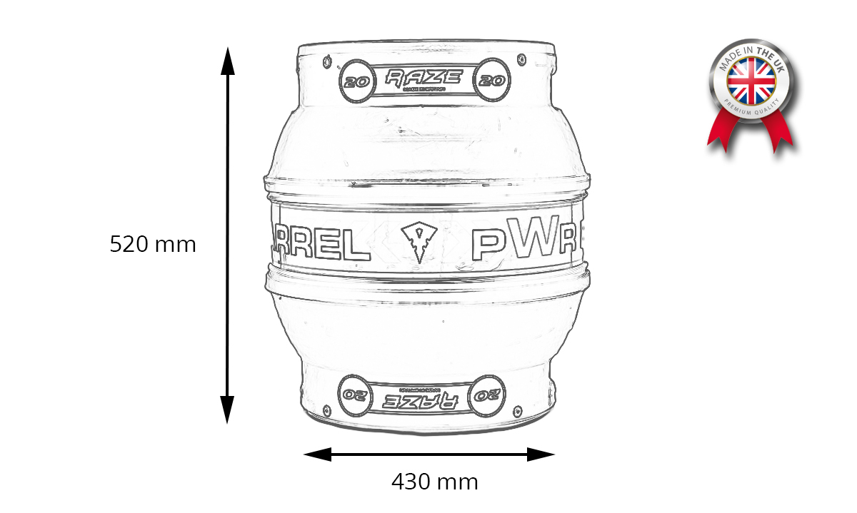 Product Spec Image PWR Barrel